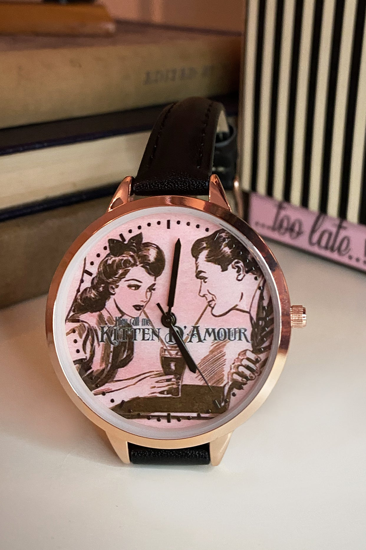 Soda Fountain Watch