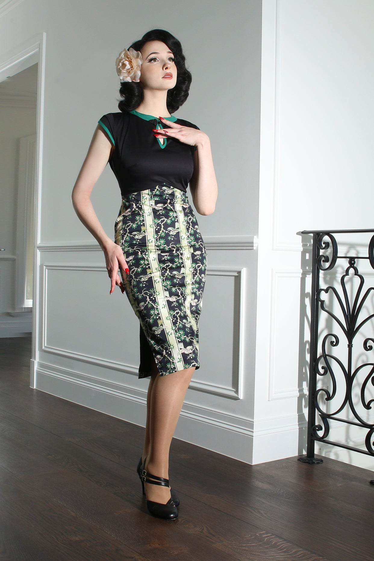 Songbird Wiggle Dress