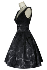 Stage Door Dress (Black)