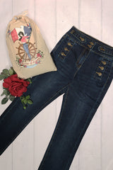 Texas Jean (Dark Denim)