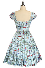 The Lucky Country Tier Dress
