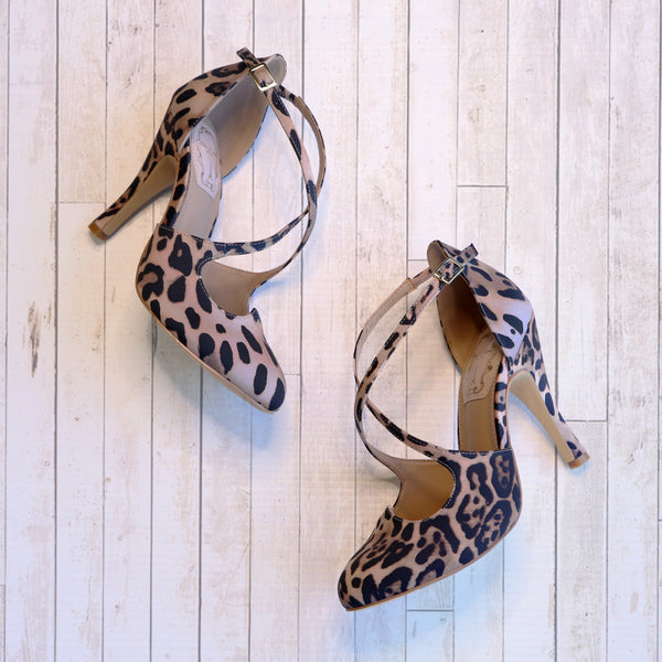 Vixen Shoe (Animal Print)