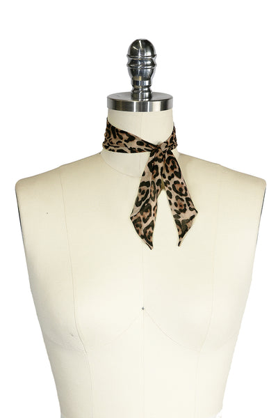 What's New Pussycat Neck Tie