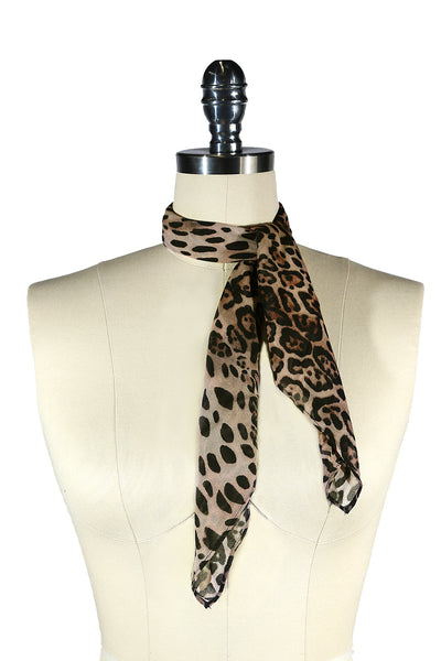 What's New Pussycat Scarf