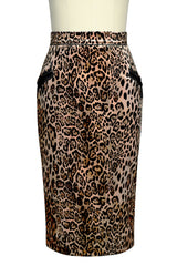 What's New Pussycat Bustle Skirt