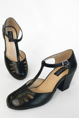 Gatsby Shoe (Black)