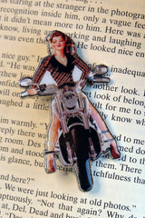 The Wild One Brooch