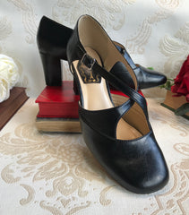 Casablanca Shoe (Black)