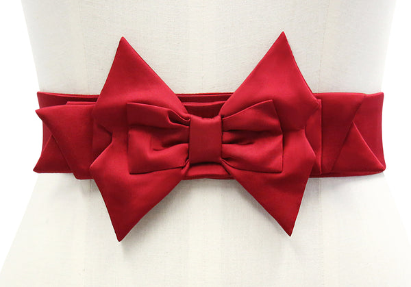Duchess Belt (Red)