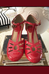 Jazz Shoe (Red)