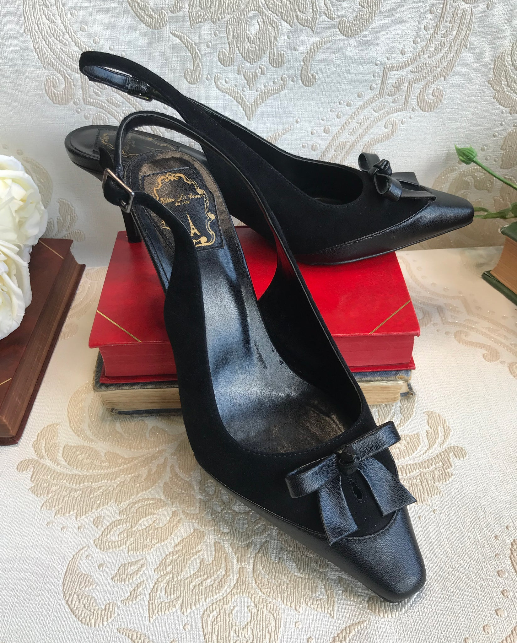 High Society Shoe (Black)