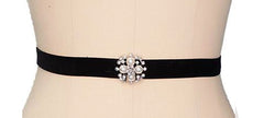 Pretty As A Pearl Belt (Black)