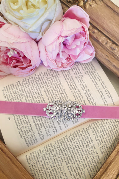 High Society Belt (Pink)