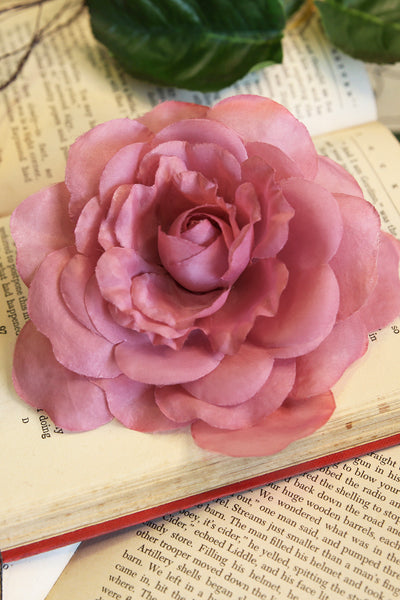 Ring a Ring a Rosey Flower (Dusty Pink)