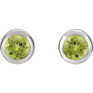 Peridot Earrings - Giliarto