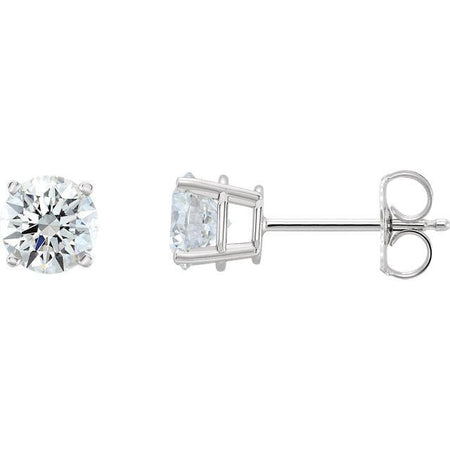 1.5 CTW  Diamond Stud Earrings - Giliarto