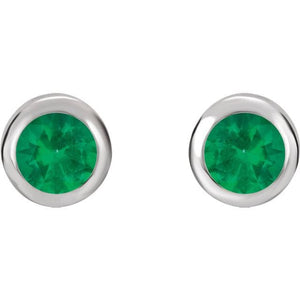 Emerald  Earrings - Giliarto