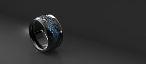 Diamond Men's Ring - Giliarto mobil