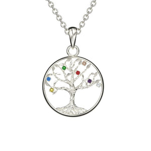Family Tree Pendants