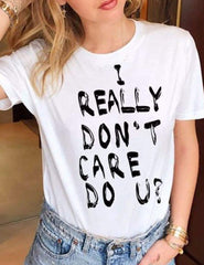 I Really Don't Care, Do U? Trump T-Shirt