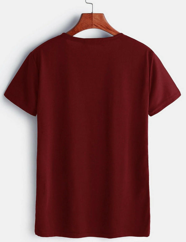 Wine Red A Drop The F-Bomb Kind Of Mom T-Shirt
