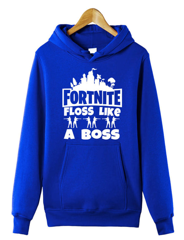 Fortnite Floss Like A Boss Hoodie