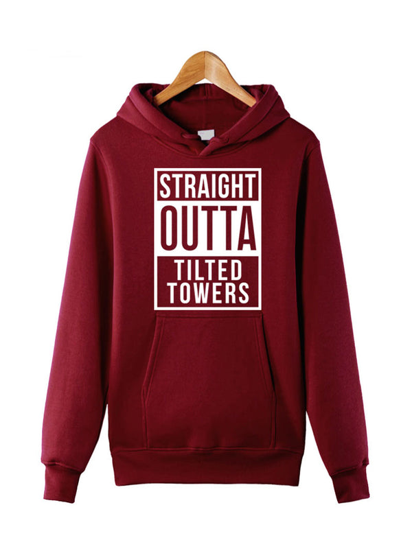 Straight Outta Titled Towers Hoodie