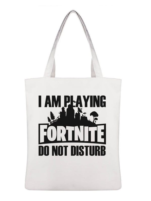 I'm Playing Fortnite Shoulder Bag -717
