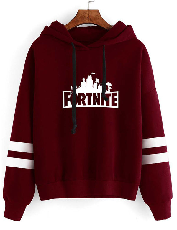 Fortnite Print Hoodies