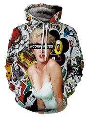 3D Incorpporated Hoodie