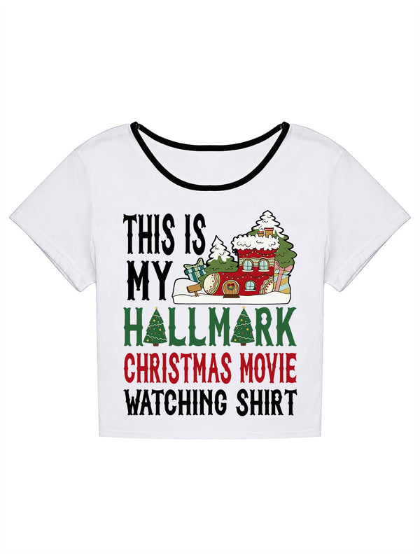 This Is My Hallmark T-Shirt -617