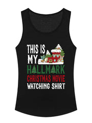 This Is My Hallmark Tank -628