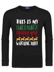 Men's This Is My Hallmark Swearshirts -628