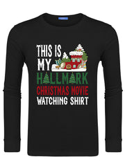 Men's This Is My Hallmark Swearshirts -618