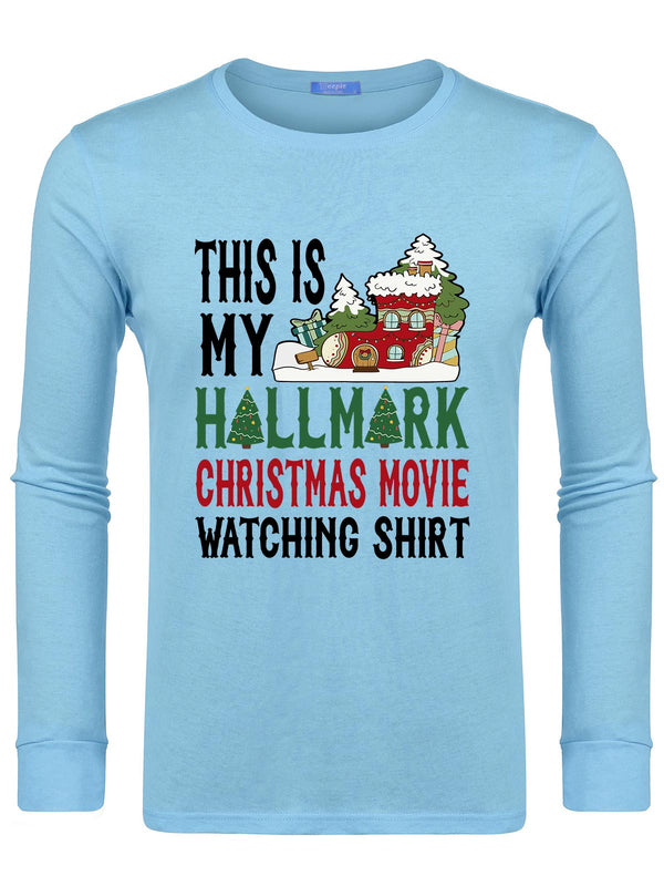Men's This Is My Hallmark Swearshirts -617