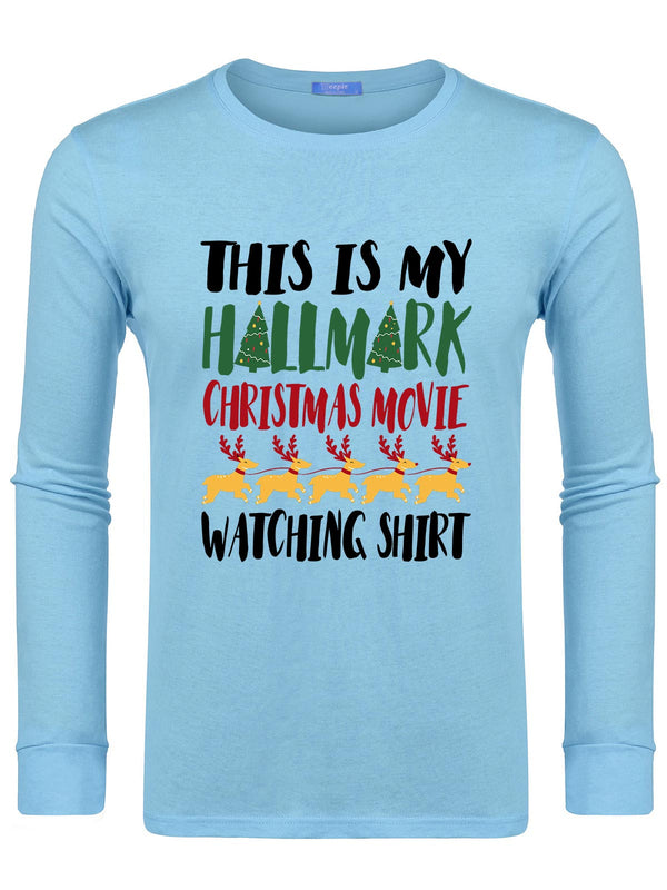 Men's This Is My Hallmark Swearshirts -627