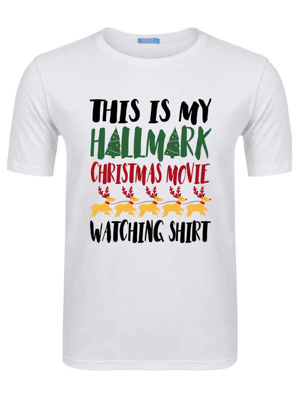 Men's This Is My Hallmark T-shirt -627