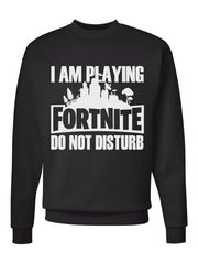 Men's I'm Playing Fortnite Sweatshirts -718