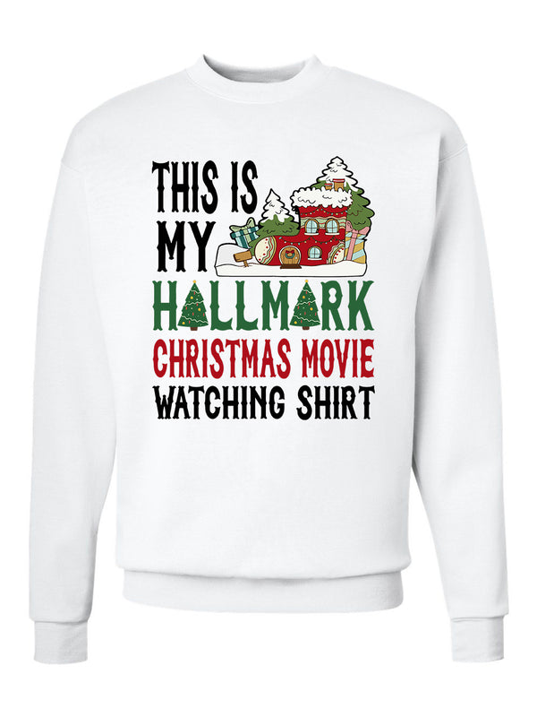Men's This Is My Hallmark Sweatshirts -617