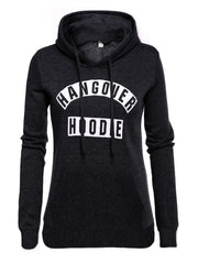 Hangover Plus Size Hoodie