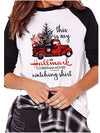 Hallmark Christmas Movies Watching Tee