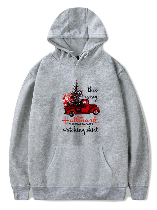 Hallmark Christmas Hoodies