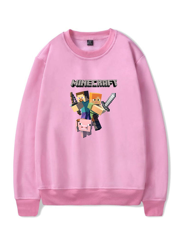Minecraft Sweatshirt
