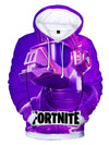 3D Fortnite Hoodies
