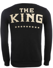 King Couple Sweatshirts