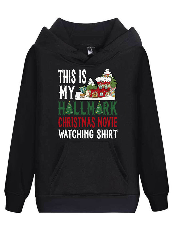 This Is My Hallmark Hoodie