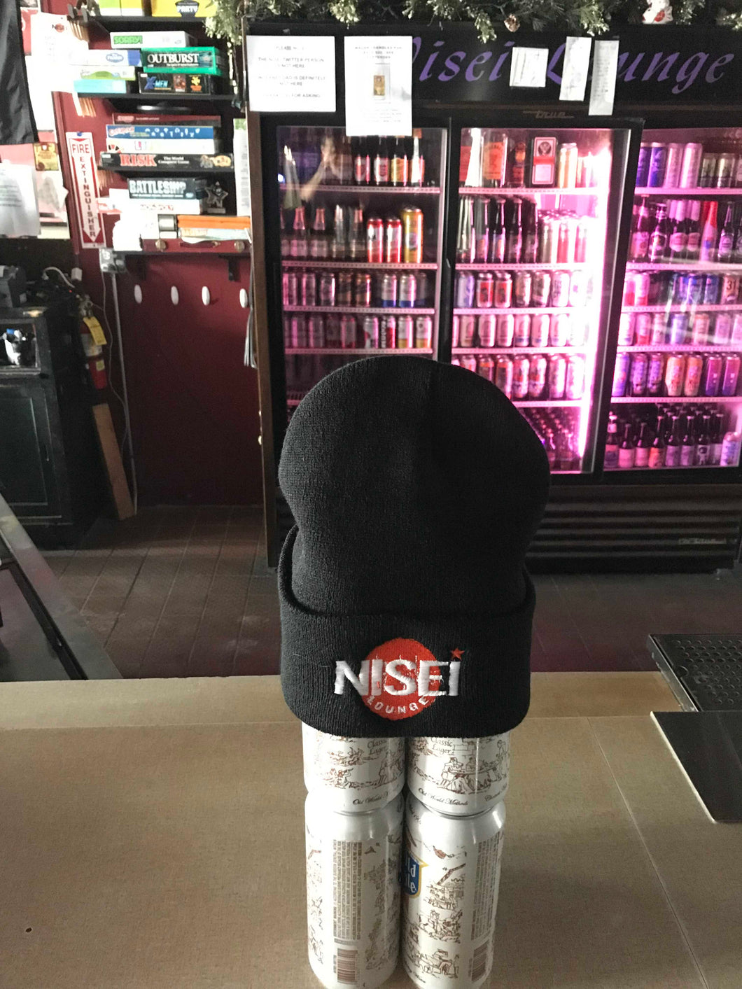 Nisei Lounge Off Season Beanie