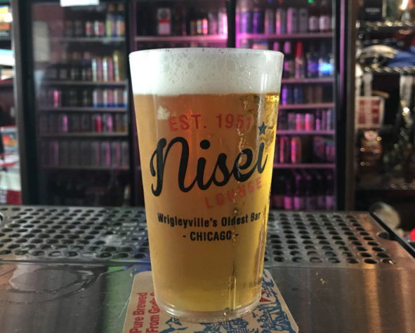 Nisei Patio Glass