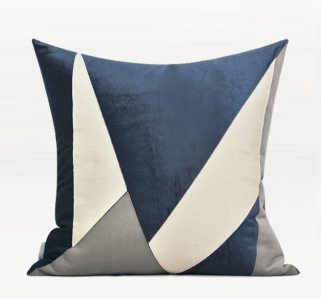 Simple Style, Pillow Cover with Insert, Modern Throw Pillow, Sofa Pillows, Bedroom Pillows, Home Decor