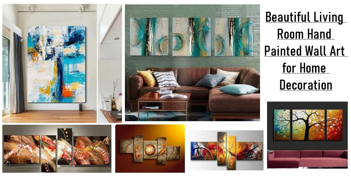 Abstract Living Room Canvas Art, Modern Living Room Wall Art Ideas, Hand Painted Acrylic Painting, Unique Living Room Wall Art Painting, Large Living Room Paintings, Buy Paintings Online